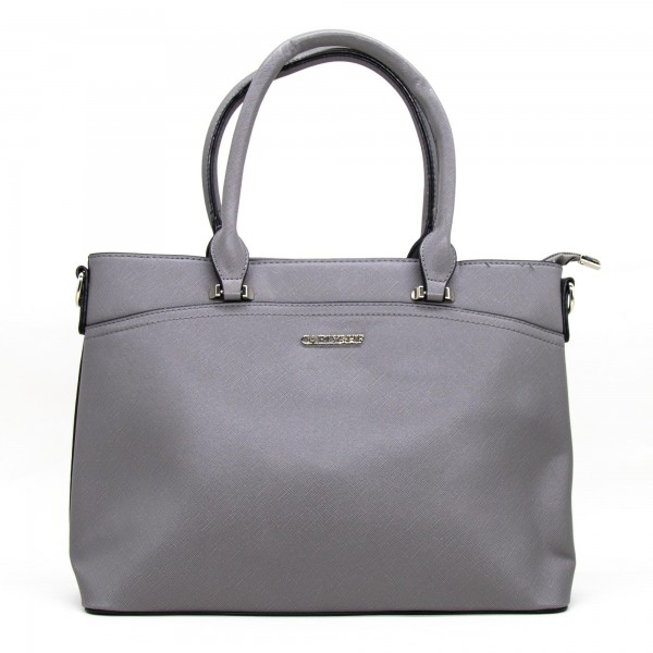 Geanta Dama 01143 Grey Fashion