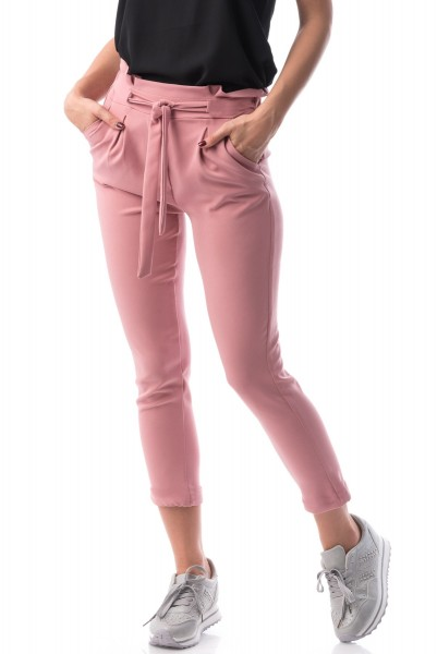 Pantaloni Dama PANTALON P118 Roz Adrom
