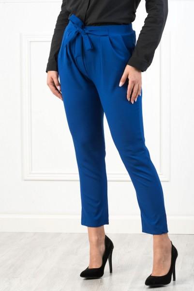 Pantaloni Dama PANTALON P118 Albastru Adrom
