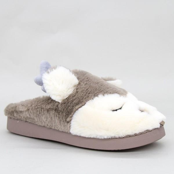 Papuci Dama MD0196 Brown Jomix