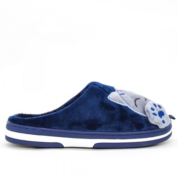 Papuci Dama MD0145 Dark-Blue Jomix