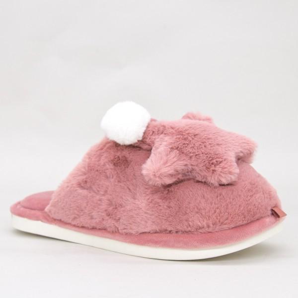 Papuci Dama MD0895 Dark-Pink Jomix