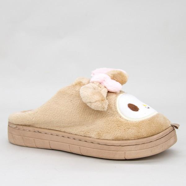Papuci Dama D7727 Beige Jomix