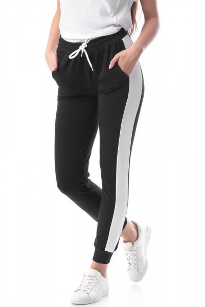 Pantaloni Dama 8465 Negru Adrom