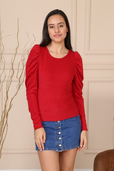 Bluza Dama 8509 Rosu Adrom
