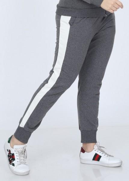 Pantaloni Dama 8482 BATAL Gri-Inchis Adrom