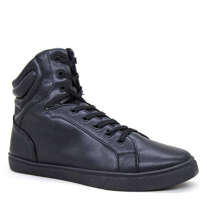 Pantofi Sport Barbati XY2027A-1 Black Fashion