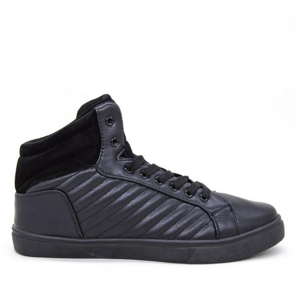 Pantofi Sport Barbati XY2130A-1 Black Fashion