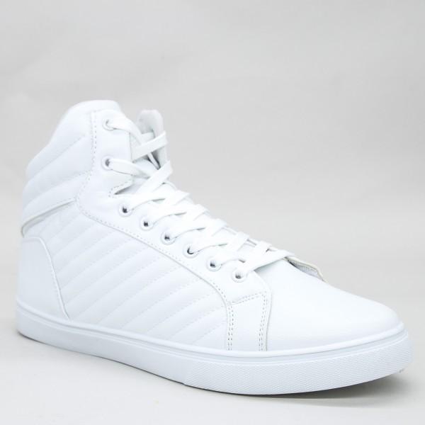 Pantofi Sport Barbati XY2130A-2 White Fashion