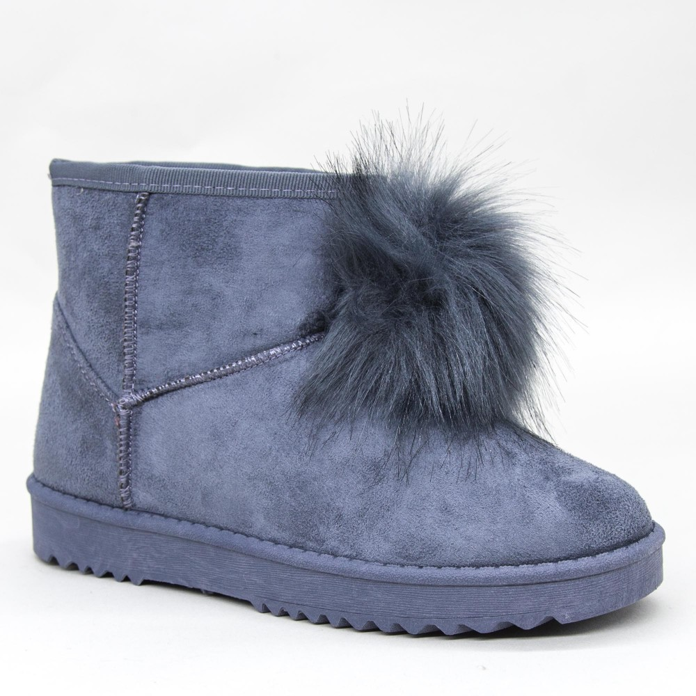Ghete UG Dama OM6 Grey Fashion