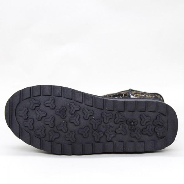 Ghete UG Dama 8806 UG Black Fashion