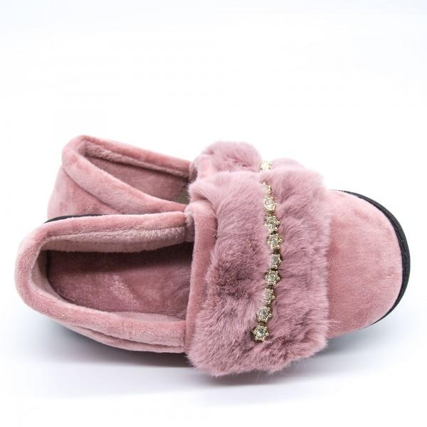 Papuci Dama de Casa FM8-5 Pink Fashion