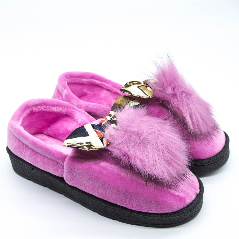 Papuci Dama de Casa FM8-3 Fuchsia Fashion