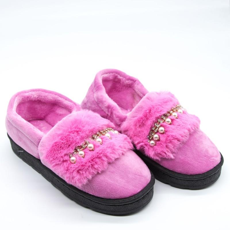 Papuci Dama de Casa FM8-2 Fuchsia Fashion