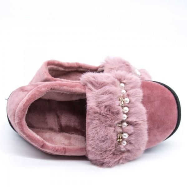 Papuci Dama de Casa FM8-2 Pink Fashion