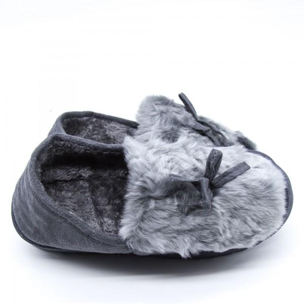 Papuci Dama de Casa J2 Grey Fashion