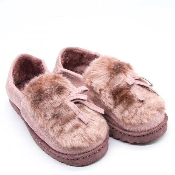 Papuci Dama de Casa J2 Pink Fashion