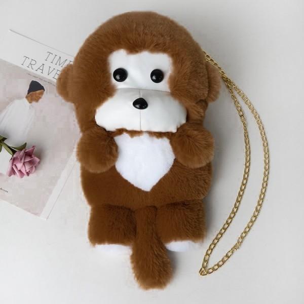 Rucsac plus Maimutica Maro Mei Toys