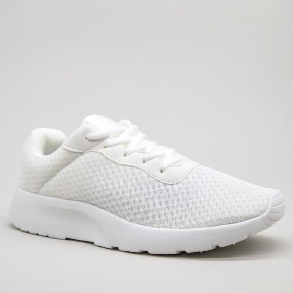 Pantofi Sport Barbati A06B All-White Mei
