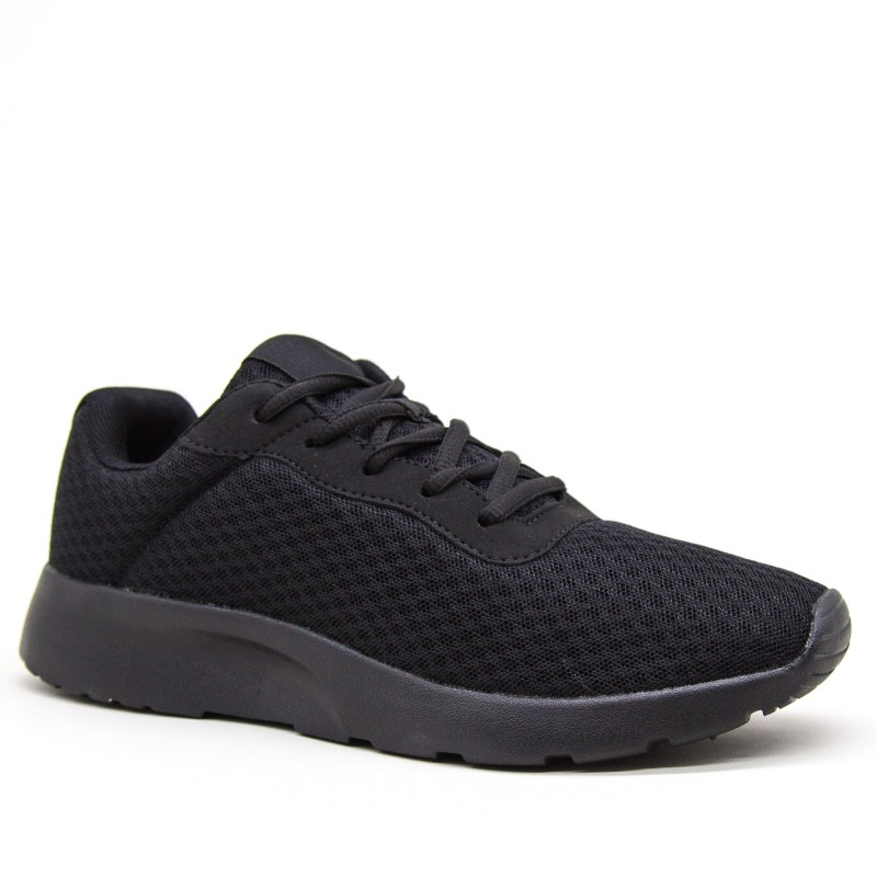 Pantofi Sport Barbati A06B All-Black Mei