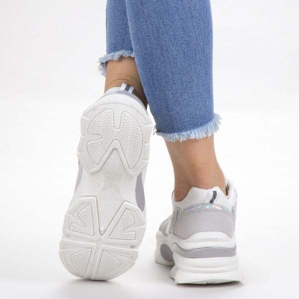 Pantofi Sport Dama XC11 White Mei