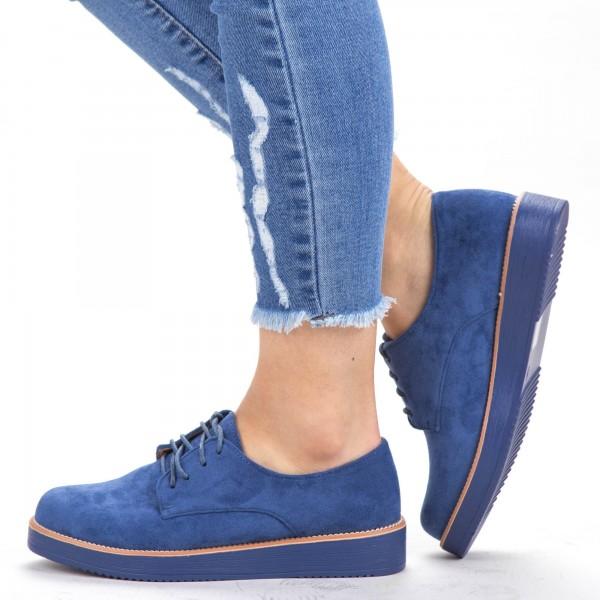 Pantofi Casual Dama DS3 Blue Mei