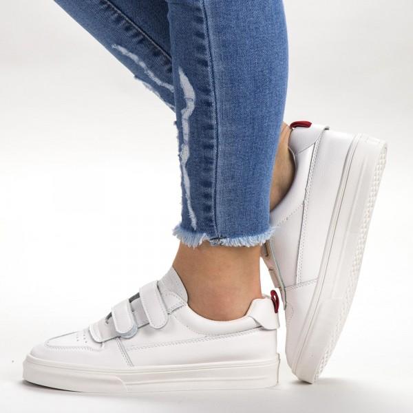 Pantofi Sport Dama 532 PSD Beige Sport Fashion