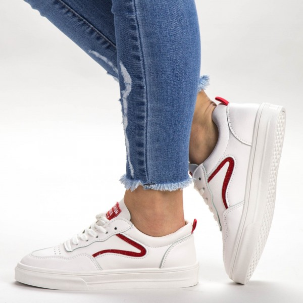 Pantofi Sport Dama 533 PSD Beige Sport Fashion