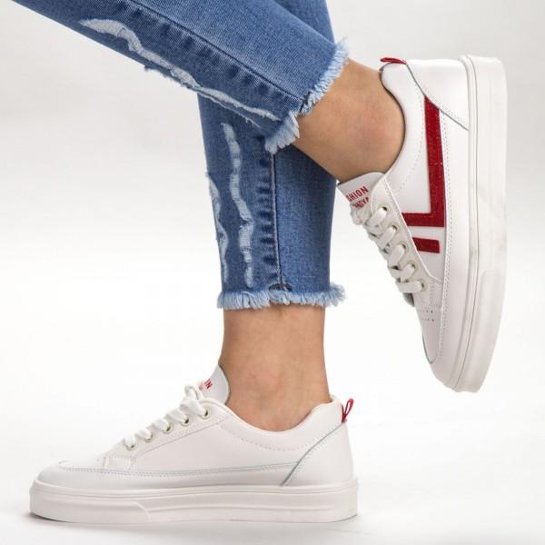 Pantofi Sport Dama 535 PSD Beige Sport Fashion
