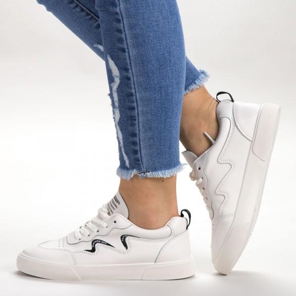 Pantofi Sport Dama 538 PSD Beige Sport Fashion