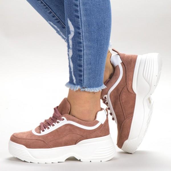 Pantofi Sport Dama BF004 Pink Botinelli