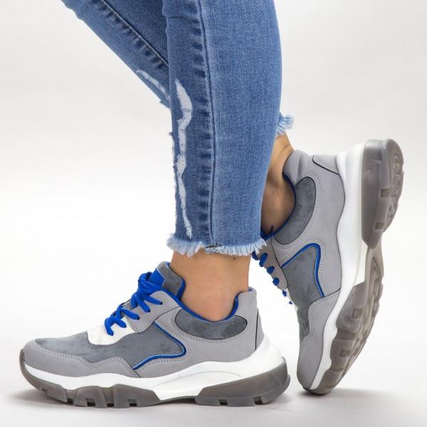 Pantofi Sport Dama SK019 Grey Botinelli