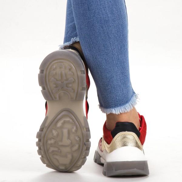 Pantofi Sport Dama SK022 Red Botinelli