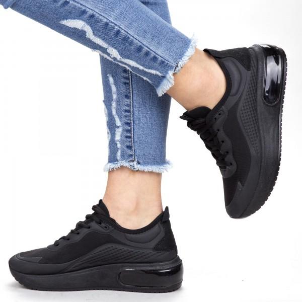 Pantofi Sport Dama LGLJE1A All Black Mei
