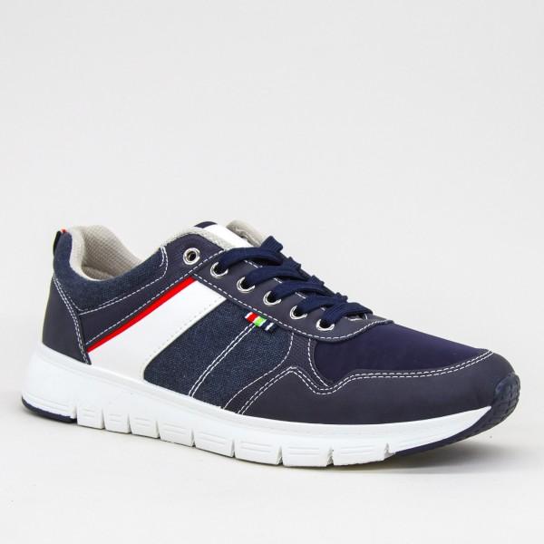 Pantofi Sport Barbati AN76 Navy Mei