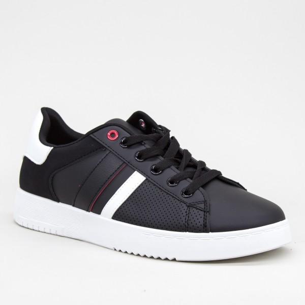 Pantofi Sport Barbati AN75 Black Mei