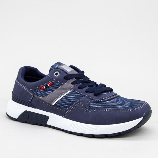 Pantofi Sport Barbati AN78 Deep Blue Mei