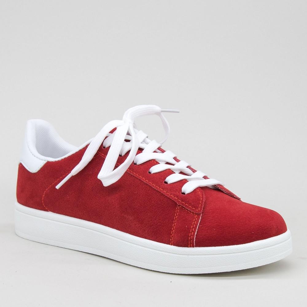 Pantofi Sport Barbati YKQ118 Red-White