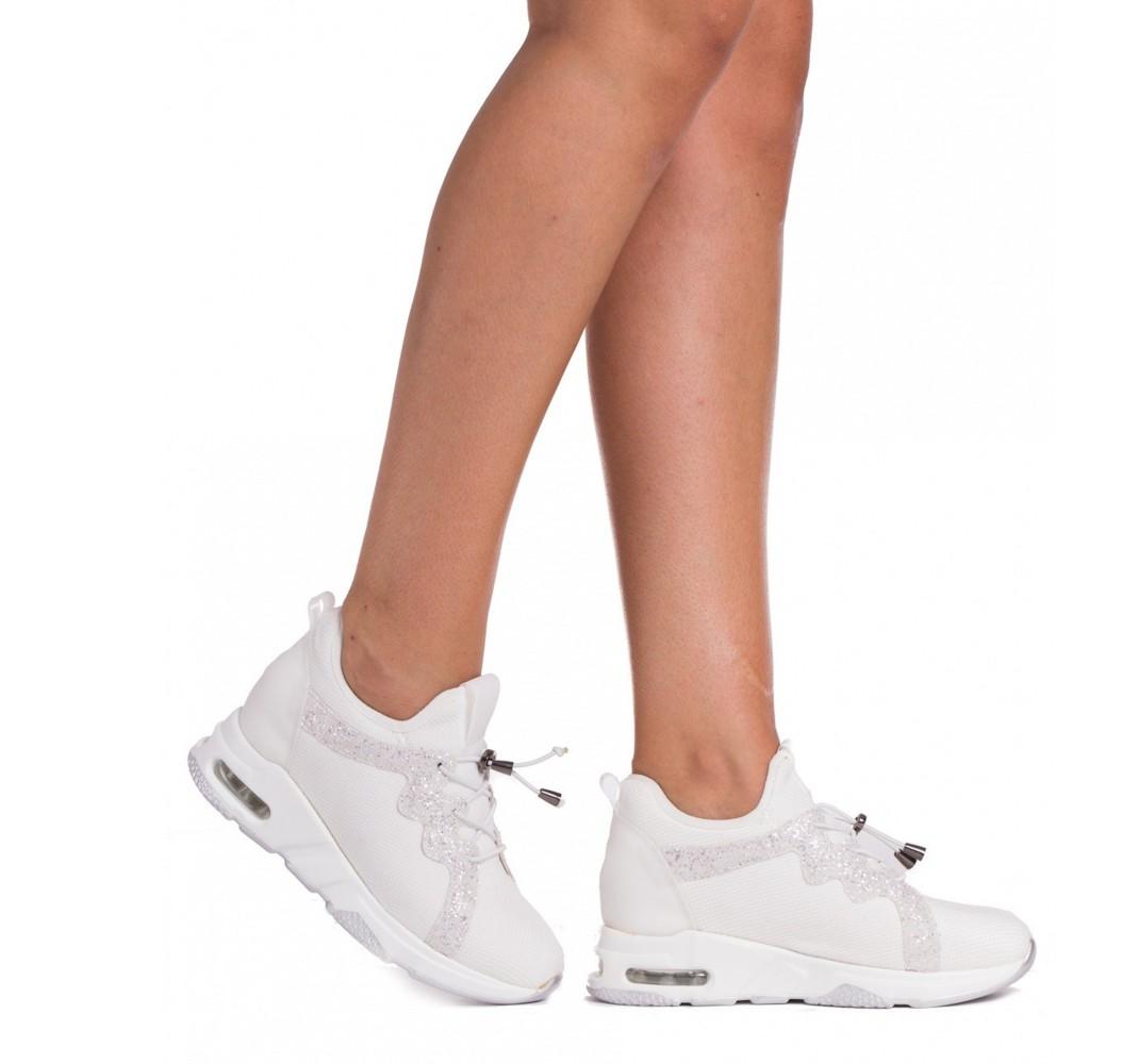 Pantofi Sport Dama SZ152 White Mei
