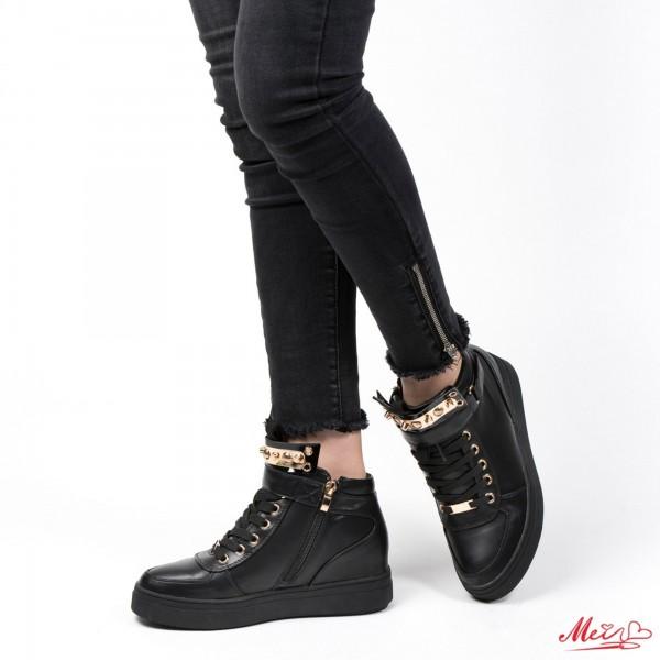 Pantofi Sport Dama K208 Black Mei