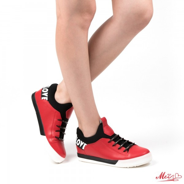 Pantofi Sport Dama SZ02 Red Mei