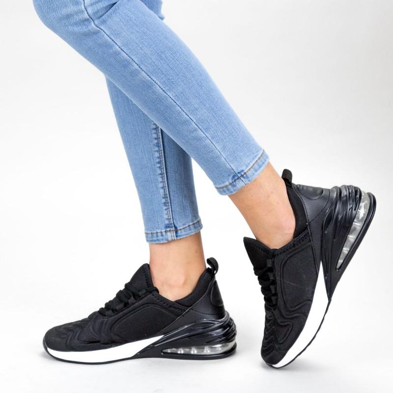 Pantofi Sport Dama 280-1 PSD Black Mei