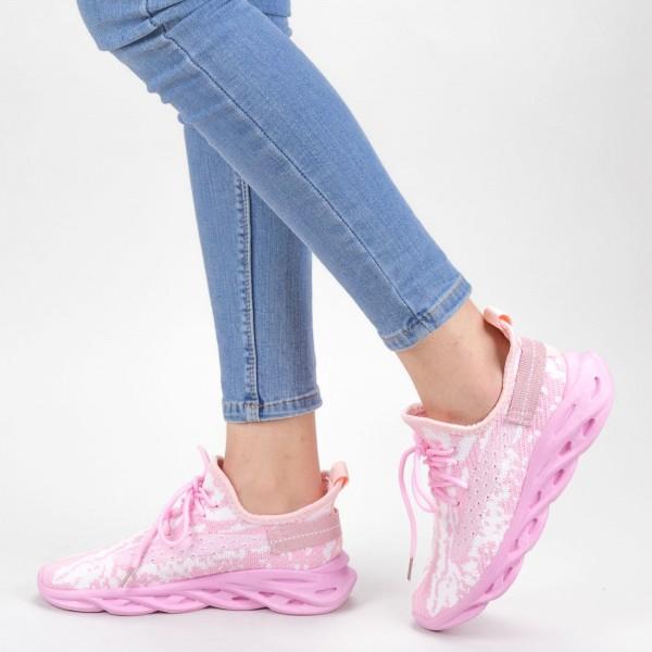 Pantofi Sport Dama XC16 Pink Mei