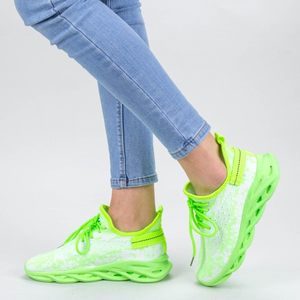 Pantofi Sport Dama XC16 Cyan Mei