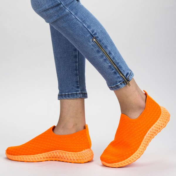 Pantofi Sport Dama TF1 Orange Mei