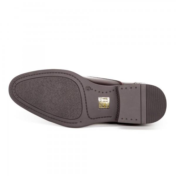 Pantofi Barbati 5502 Brown Freefreeh