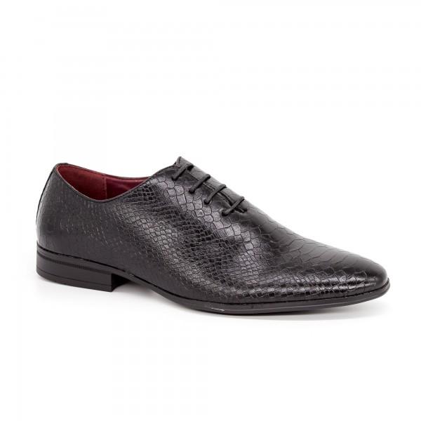 Pantofi Barbati 5507-1 Black Freefreeh
