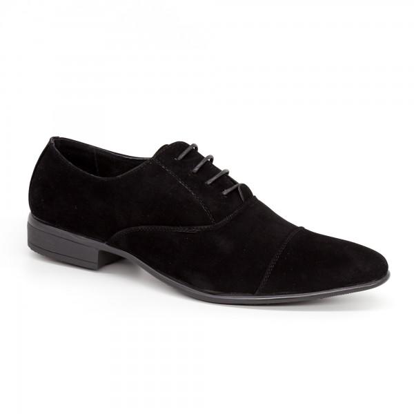 Pantofi Barbati 1068-2 Black WFFXH