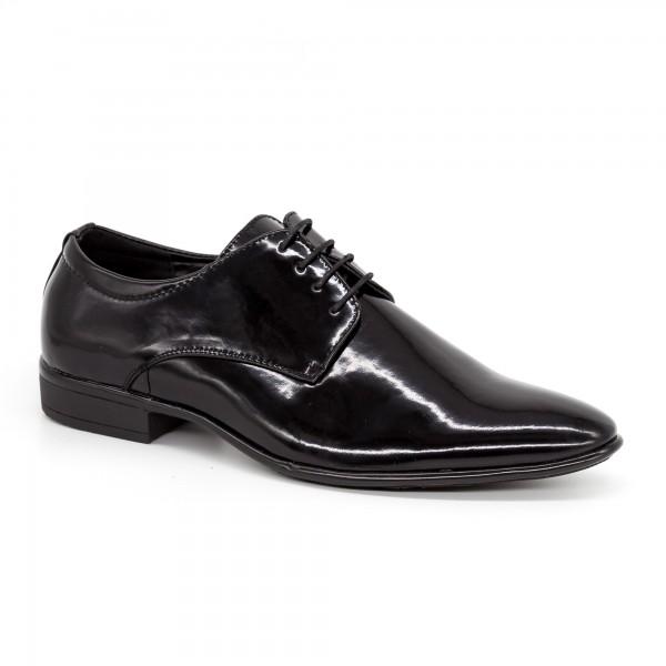 Pantofi Barbati 1061 Black WFFXH