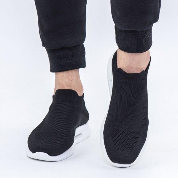 Pantofi Sport Barbati 6681 Black DCF68